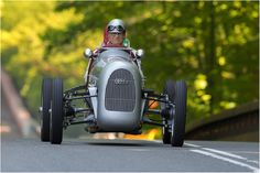 """Classic Cars : / Photo """"Auto Union Type C"""" by Thomas Juel Dream Cars, My Dream Car, Bmw Convertible, Vintage Race Car, Bmw Cars, Car Pictures, Motor Car, Concept Cars, Cars And Motorcycles"""