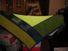 Ravelry: Project Gallery for High Street Shawl pattern by Nancy Whitman