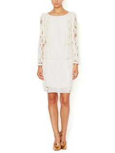 Ophelia Lace Dress by Anna Sui at Gilt