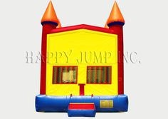 Castle Module : Inflatable Bouncers   13X13