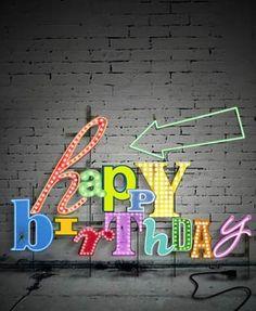 Happy #birthday!
