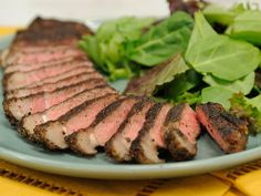 Coffee Grounds Marinade recipe from The Kitchen via Food Network
