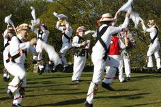 May Day traditions - how to do a may pole dance