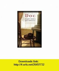 Doc A Novel [Hardcover] MARY DORIA RUSSELL ,   ,  , ASIN: B0050Z6VP8 , tutorials , pdf , ebook , torrent , downloads , rapidshare , filesonic , hotfile , megaupload , fileserve