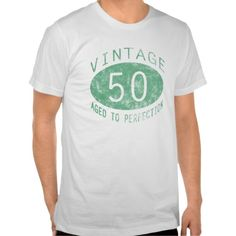 ==>Discount          	50th Birthday Vintage Humor T Shirts           	50th Birthday Vintage Humor T Shirts in each seller & make purchase online for cheap. Choose the best price and best promotion as you thing Secure Checkout you can trust Buy bestThis Deals          	50th Birthday Vintage Hum...Cleck See More >>> http://www.zazzle.com/50th_birthday_vintage_humor_t_shirts-235248244040473135?rf=238627982471231924&zbar=1&tc=terrest