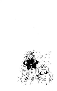 Gyro and Johnny doodle by Araki