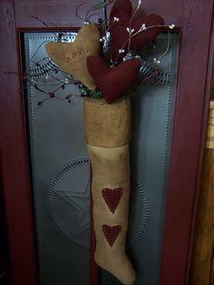 Valentine Stocking