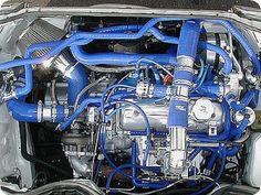 imagenes de motores de carros para dibujar