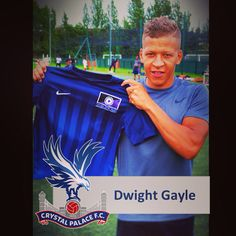 VidApro Media: Interview with @dwightgayle. The striker's rise from non league Stansted FC to Barclays Premier League Crystal Palace has drawn many comparisons to England Legend Ian Wright.  The energetic, prolific and dynamic striker is the epitome of hard work.  VidApro media and promotions enable you to build your brand and achieve your goals.  #vidaprofamily #CF #dwightgayle #innovation #technologies #crystalpalace #media #vidapro #vidaproinnovativemarketing
