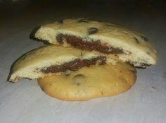 Sandy's Kitchendreams: Cookies mit Nutella-Füllung
