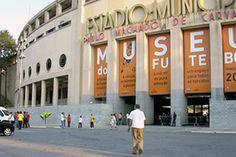 Museu do Futebol, Soccer Museum