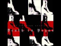 Death In Vegas - The Contino Sessions (Full Album)