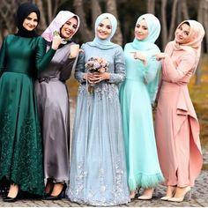 Hijab Evening Dresses |