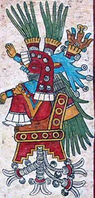 Image from Page 26 of Codex Borbonicus