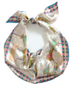 Starburst Boutique: Scarf Action - Karen Mabon