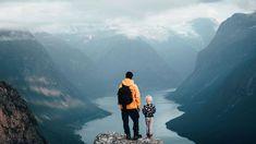 Legg familiens høstferie til Vestlandet! - Fjord Norway Van Life, Norway, Mountains, Nature, Travel, Hardanger, Naturaleza, Viajes, Destinations