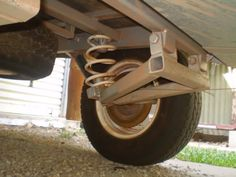 Off road trailer Suspension Tech - Page 2 - Pirate4x4.Com : 4x4 and Off-Road Forum