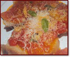 Ricette regionali > Calabria > Piatti di mezzo: Pane cotto