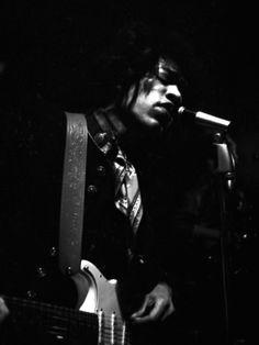 Jimi Hendrix -1968 Photographic Print by G. Marshall Wilson at Art.co.uk
