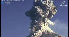 Vulcão mexicano lança cinzas a mais de quatro quilómetros de altura - Mundo - Notícias - RTP