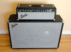 Fender Showman | 1966-Fender-Dual-Showman-Blackface-Piggyback-Tube-Amplifier-JBL ...