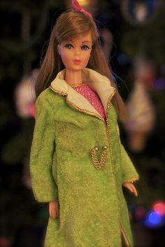 Barbie - Twist n' Turn Brownette