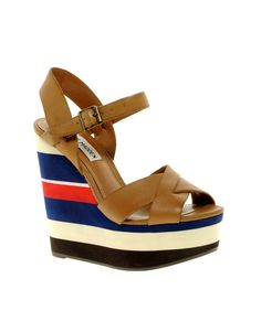 color block wedges :)