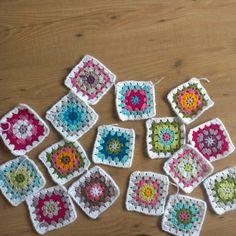 #crochet #grannysquare #crochetaddict #craft #crochetblanket #blanket