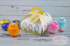 Miss Pinks Craft Spot: Hey Chick! for Easter   Crazy Crafters Blog Hop   Special Guest Rachel Tessman