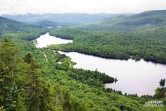 Quebec, Canada, Trek, River, Plein Air, Outdoor, Camping And Hiking, Travel, Mountains