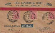 Imperial Airways: First Experimental Flight