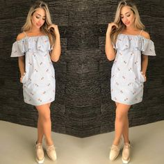 Shop sexy club dresses, jeans, shoes, bodysuits, skirts and more. Summer Fashion Outfits, Trendy Outfits, Fashion Dresses, Cute Outfits, Casual Hijab Outfit, Casual Wear, Going Out Dresses, Pretty Dresses, Wedding Dress Trends
