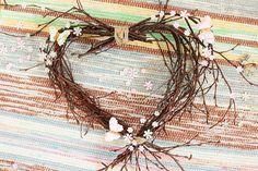 Spring Wreath - hjärtkrans