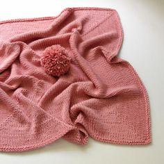 Le Pom Baby Blanket