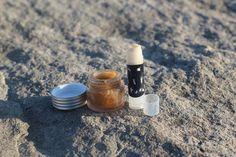 Lip Care Set - handmade, all-natural lip scrub & lip balm