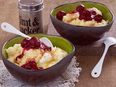 Grießpudding – sahnig-süße Leibspeise - vanille-griessbrei Rezept