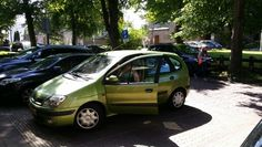 Our Renault Megane Scenic 2000
