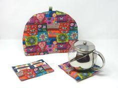 Set da tè, copriteiera, sottoteiera, portatisane, accessori per il tè
