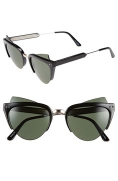 Spitfire+'Chelsea+Mod'+51mm+Sunglasses+available+at+#Nordstrom