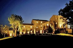 Villa Arrighi, a Luxury Converted Farmhouse in Umbria, Italy | HomeDSGN