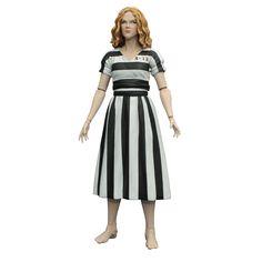 Diamond Select Toys Gotham Select Series 3 7-inch Barbara Kean Action Figure