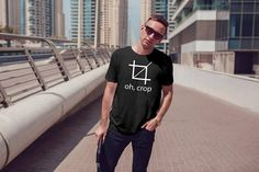 Oh Crop, Photographer Tshirt, Graphic Designer Shirt, Gifts for Graphic Designers, Gift for Photogra Funny Shirts, Tee Shirts, Tees, Nude Shorts, Geek Humor, Funny Geek, Timeless Classic, Shirt Designs, Graphic Designers