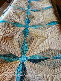 One of my favorite quilts