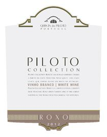 Piloto Collection Moscatel Roxo 2012 wine labbel