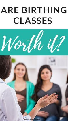 Are birthing classes worth it? That is a great question! There are a lot of things to conider when picking a birthing class. Check out here to see how to find the birthing class for you! Pregnancy Must Haves, Pregnancy Tips, Pregnancy Classes, Pregnancy Workout, First Trimester Workout, Second Trimester, Pregnancy Symptoms By Week, Hospital Bag For Mom To Be, Breastfeeding And Pumping