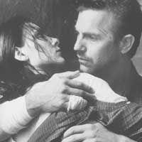 Kevin Costner & Madeleine Stowe in Revenge