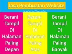 Jasa Pembuatan website Pekanbaru: Jasa Pembuatan website Pekanbaru