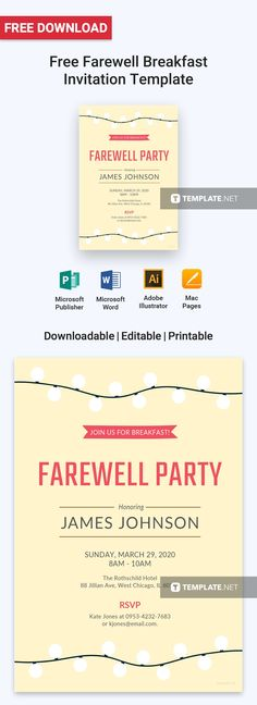 Free Farewell Card Template New Free Soccer Identity Card  Free Card Templates  Pinterest  Card .