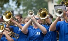 Duke University Marching Band © Duke Photography