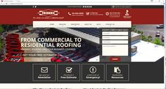 Residential Roofing, Design Agency, Commercial, Business